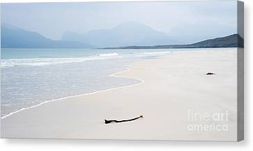 Traigh Rosamol Isle Of Harris Canvas Print
