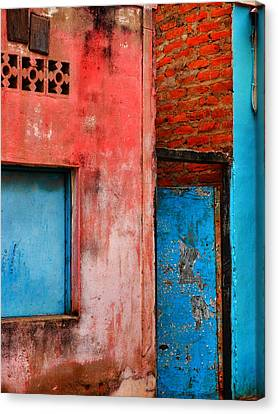 Rosa's Place Canvas Print by Skip Hunt