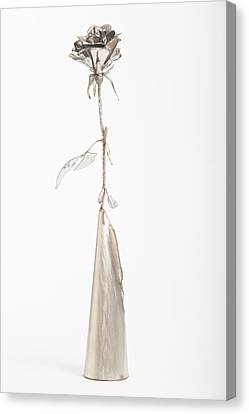 Rose Canvas Print by Jon Koehler