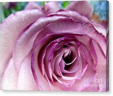 Rose Neptune Canvas Print by Marlene Rose Besso