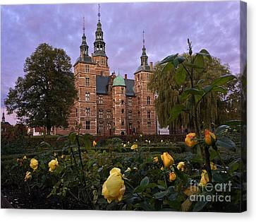 Rosenborg Castle Canvas Print