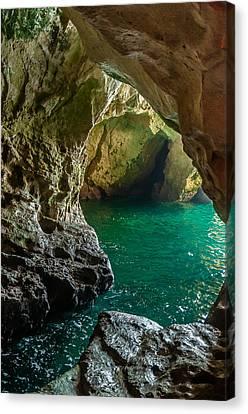 Rosh Hanikra Grottoes Canvas Print