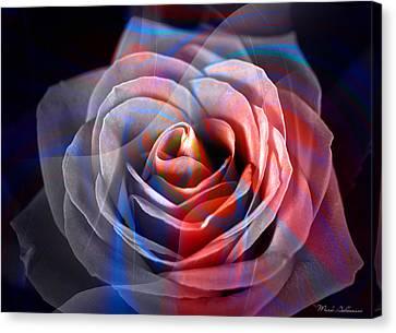Rosica 2 Canvas Print by Mark Ashkenazi