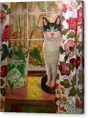 Rosie Canvas Print