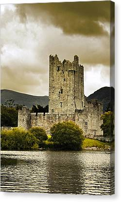 Ross Castle Killarney Canvas Print by Jane McIlroy