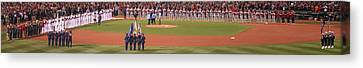 Rosters Canvas Print by Stephen Melcher