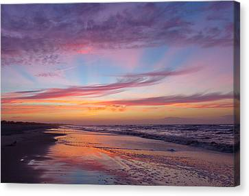 Rosy-fingered Dawn Canvas Print