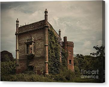 Rougham Hall Canvas Print by Svetlana Sewell