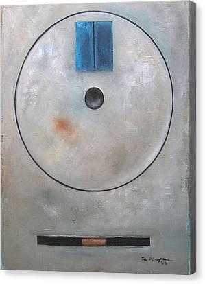 Canvas Print - 'round Midnight by Martel Chapman