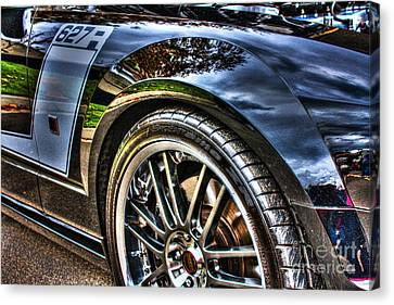 Roush 627 Canvas Print by Tommy Anderson