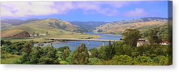 Sonoma County Canvas Print - Route 1, Bridge Over Russian River by Panoramic Images