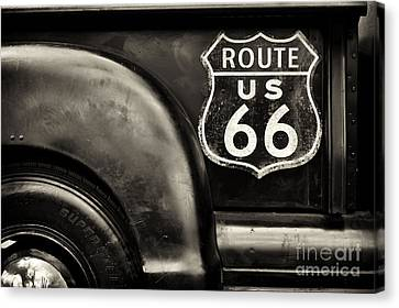 Route 66 Canvas Print by Tim Gainey