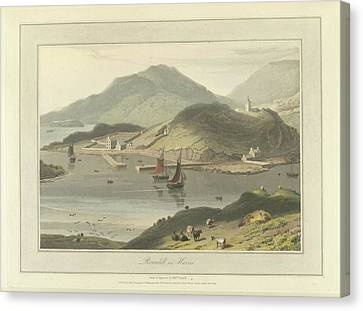 Rowadill In Harris Canvas Print by British Library