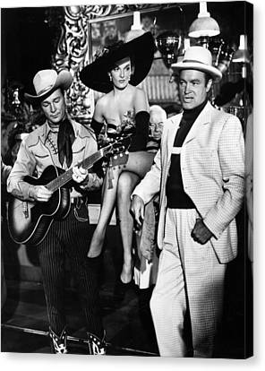 Roy Rogers Canvas Print by Retro Images Archive