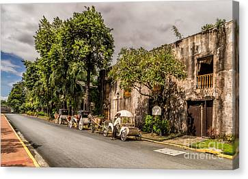 Royal Warehouse  Canvas Print by Adrian Evans