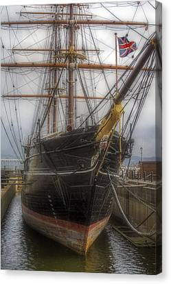 Rss Discovery Canvas Print by Jason Politte