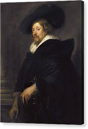 Rubens, Peter Paul 1577-1640 Canvas Print by Everett