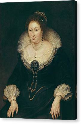 Rubens, Peter Paul 1577-1640. Lady Canvas Print by Everett