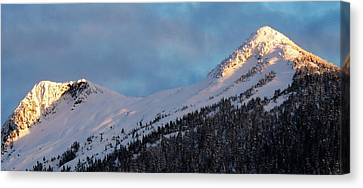 Rugged Ridge Canvas Print