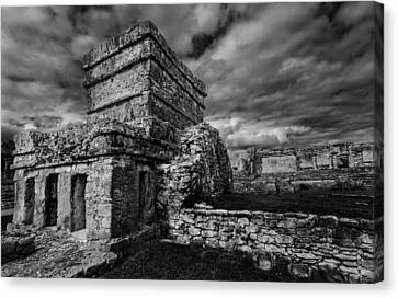 Ruin Canvas Print by Julian Cook