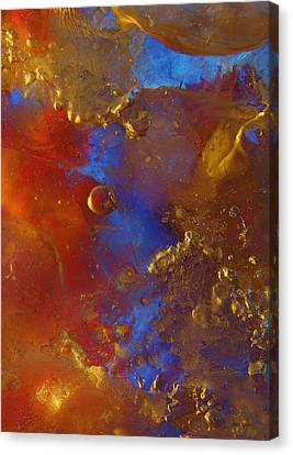 Rupture Canvas Print by Sami Tiainen