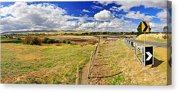 Rural Tasmania #2 Canvas Print by Terry Everson