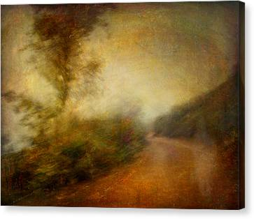 Ruralscape #11 - Rain And Dust Canvas Print