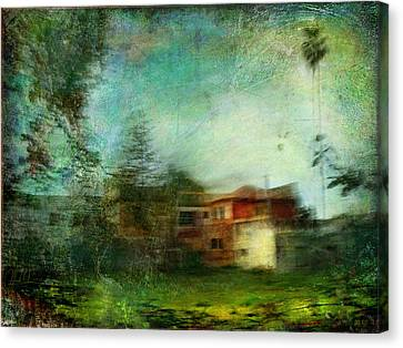 Ruralscape #13. Hope Canvas Print