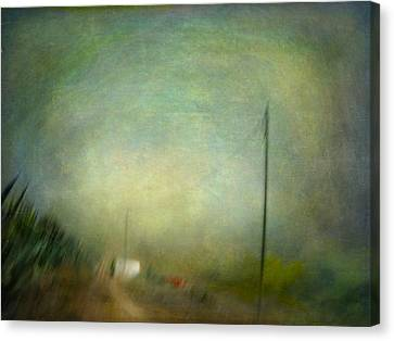 Ruralscape #9 - Deep Place Canvas Print