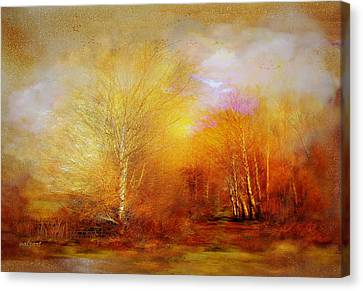 Russet Lane Canvas Print