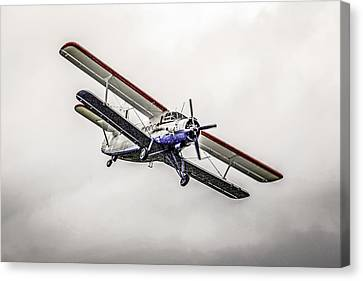 Transportion Canvas Print - Russian Antanov by Chris Smith