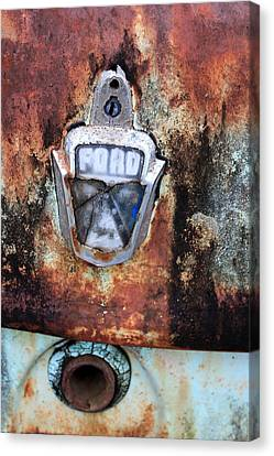Rust In Peace. Canvas Print by Ian  Ramsay
