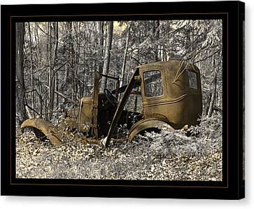 Rust In Peace Canvas Print by John Stephens