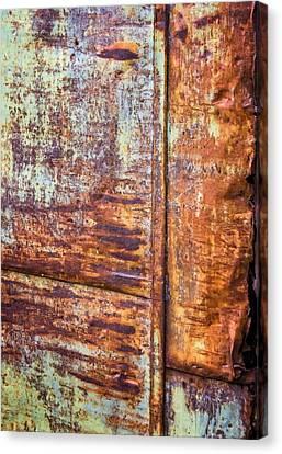 Rust Rules Canvas Print by Steve Harrington
