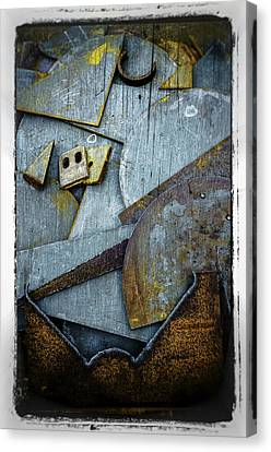 Canvas Print featuring the photograph Rust Two by Craig Perry-Ollila
