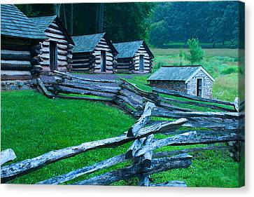 Rustic Life Canvas Print by Michael Porchik