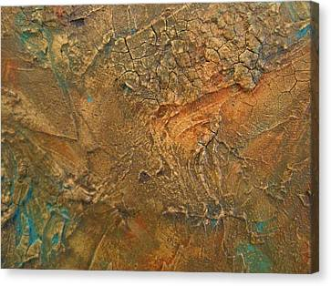 Rusty Day Canvas Print