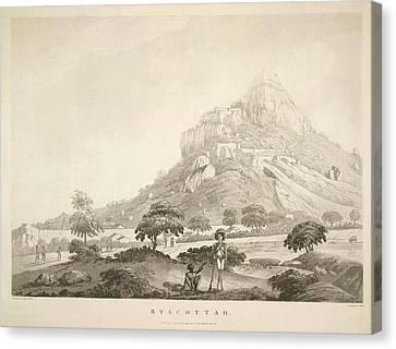 Ryacottah Canvas Print by British Library