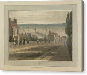 Ryde Coastal Landscape Scenes Canvas Print