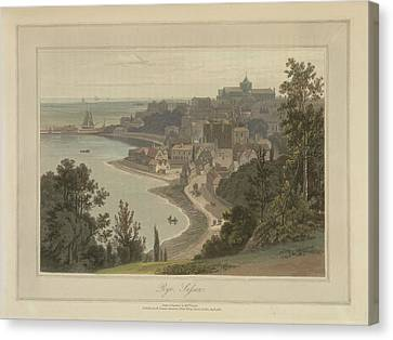 Rye Canvas Print by British Library