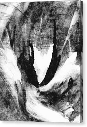 Rythmique  Canvas Print by Hatin Josee