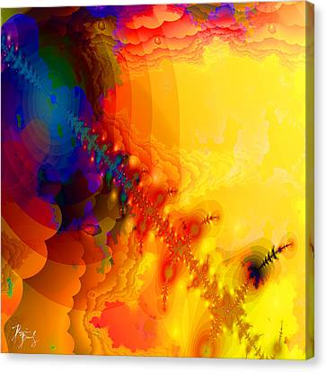 S-111 Canvas Print by Dennis Brady