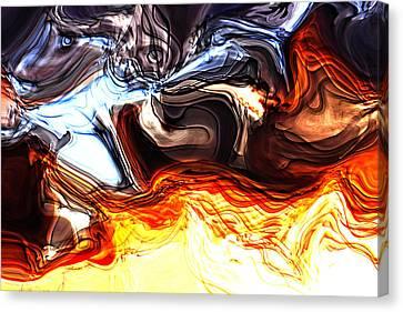 Sacrifice Canvas Print by Richard Thomas