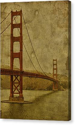 Gate Canvas Print - Safe Passage by Andrew Paranavitana