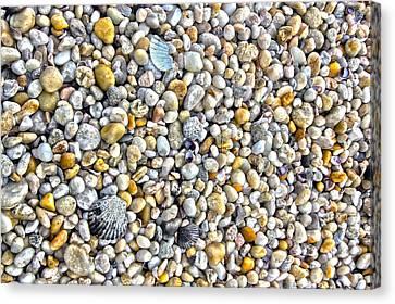 Sag Harbor Rocky Bay Beach Canvas Print