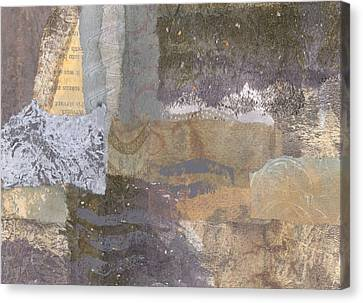 Canvas Print featuring the mixed media Sail Out For Good Eidolon Yacht by Catherine Redmayne