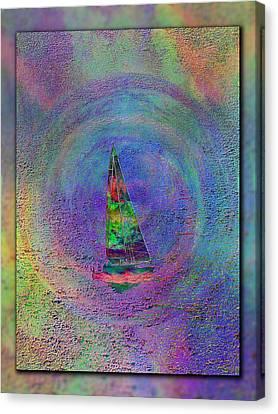 Sailors Gauntlet Canvas Print by Tim Allen