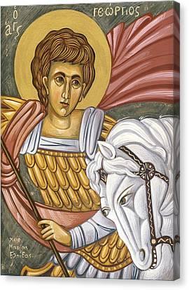 Saint George Canvas Print