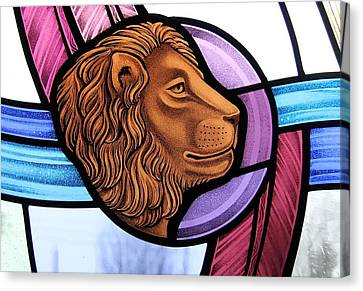 Saint Mark Lion Canvas Print