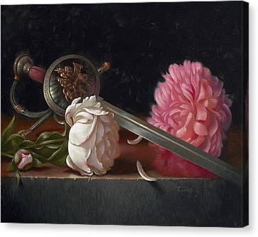 Salamanca Canvas Print by Timothy Jones